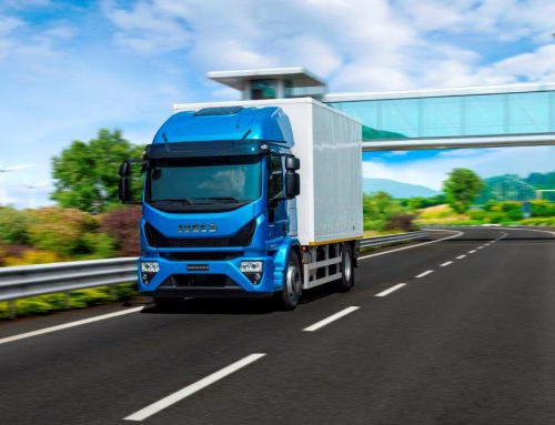 Iveco new Eurocargo International Truck of the Year 2016